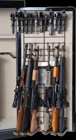 Gun Safe Door Accessories